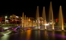 Fontaine Cosmopolis Laval